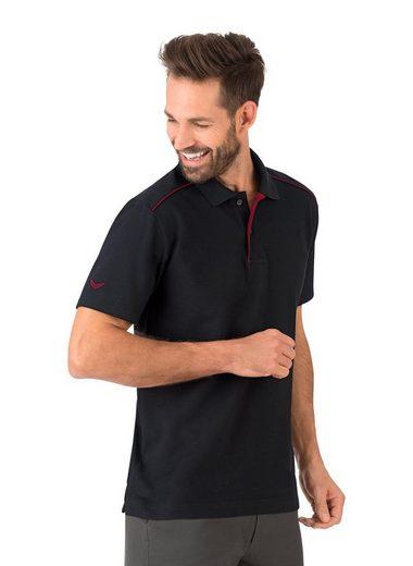 Trigema Poloshirt aus 100% Biobaumwolle