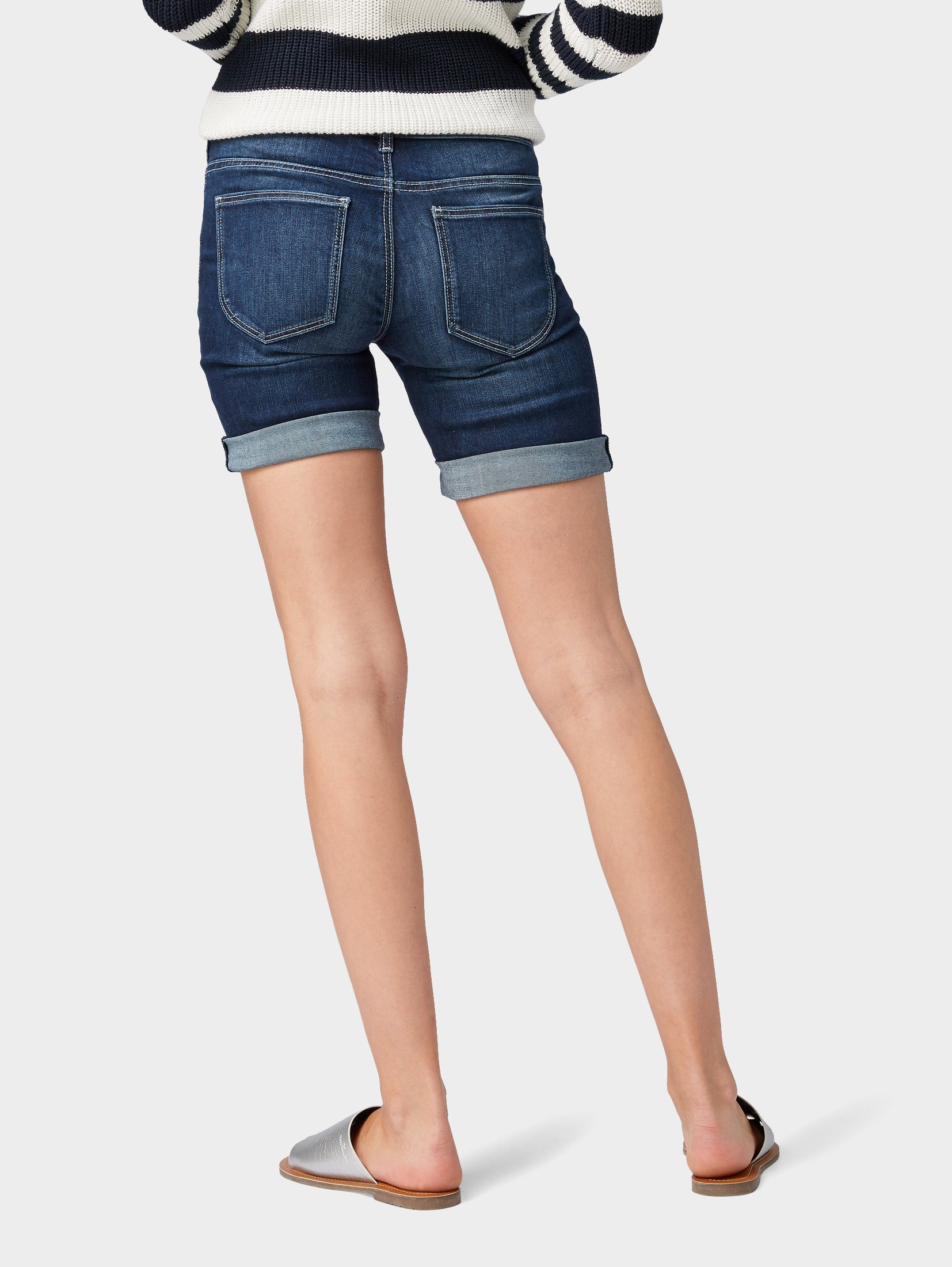 TOM TAILOR Jeansshorts »Alexa Bermuda Hose« kaufen | OTTO