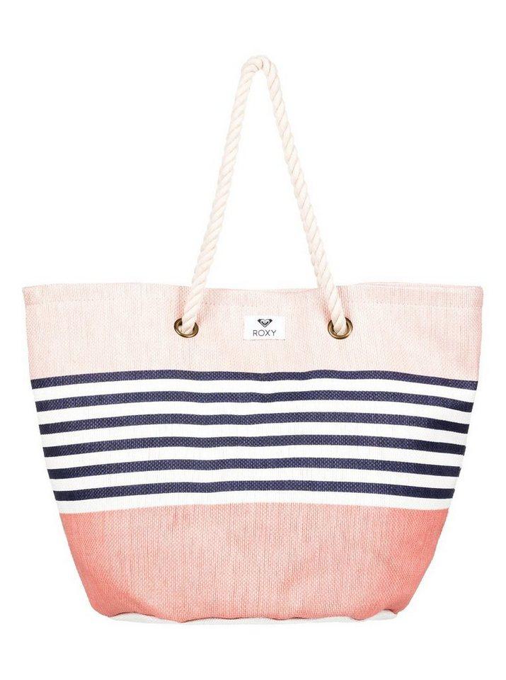 Damen Roxy  Strandtasche Sunseeker 30L rosa | 03613374110601