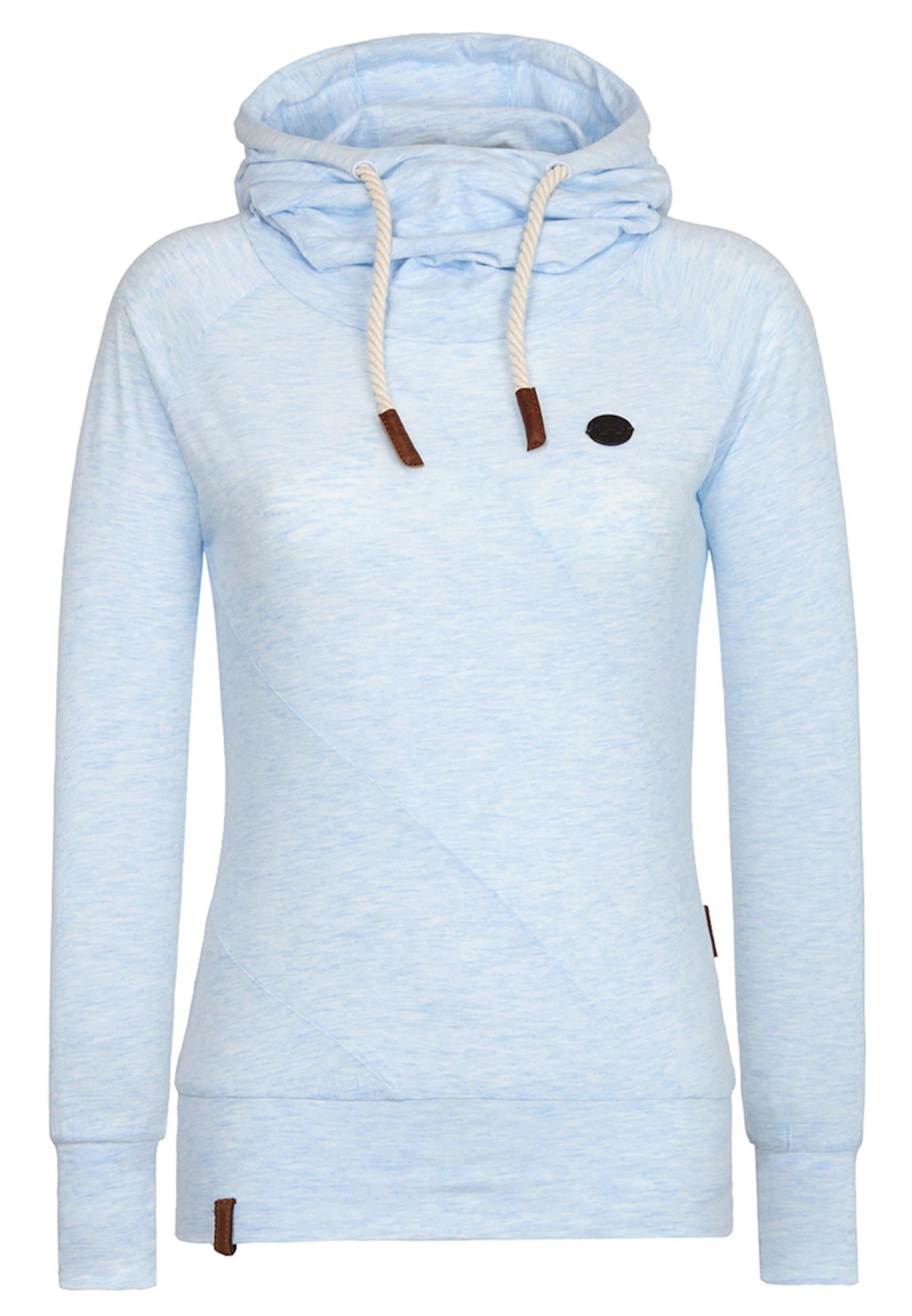 naketano Sweater »Mandy«, 50% Cotton, 50 % Polyester online kaufen | OTTO