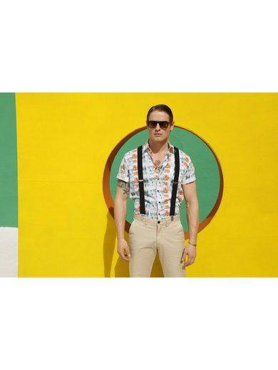 Shirtmaster Kurzarmhemd Satin Cotton »icouldbeart« Aus qPUwXPR