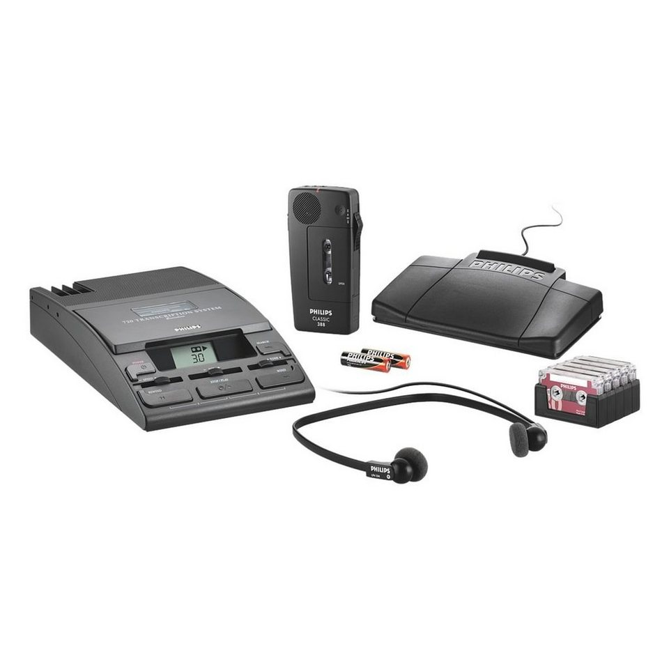Philips Diktiersystem »Starter-Kit 0064/00«