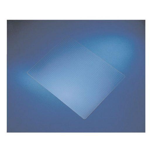 RSOFFICE Bodenschutzmatte 120x90 cm, rechteckig, für niederflorigen Tepp »Rollsafe«
