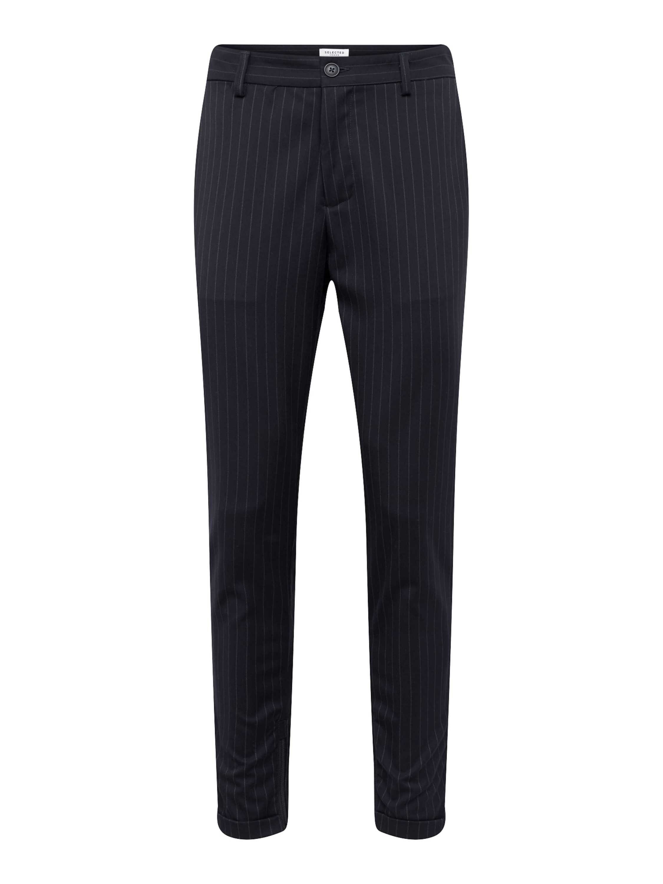 SELECTED HOMME Chinohose »SLHSPECIAL-ALEX MIX ZIP PANTS W EX«
