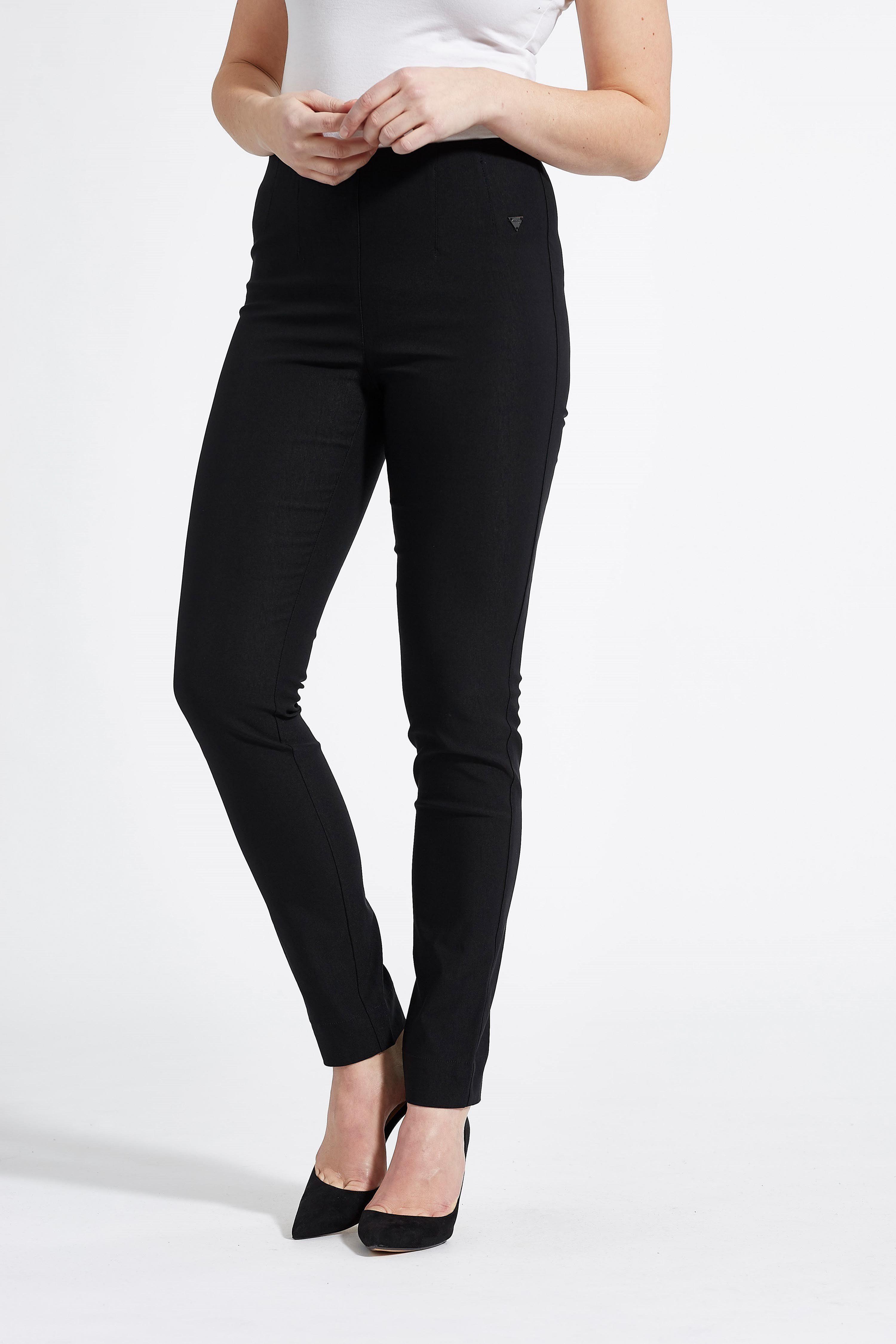 LauRie Stoffhose »Modell Vicky mit elastischem Bund«