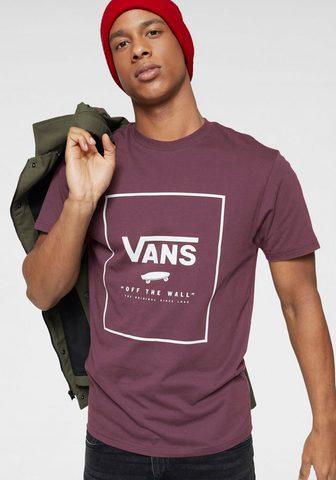 VANS Marškinėliai »PRINT BOX«