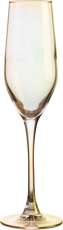 Luminarc Sektglas »Shiny«, Glas, farblich beschichtet, 4-teilig