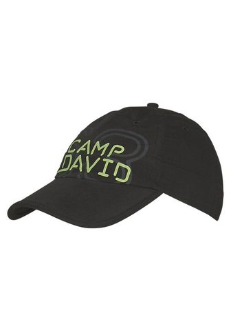 CAMP DAVID Baseball Kepurė su snapeliu