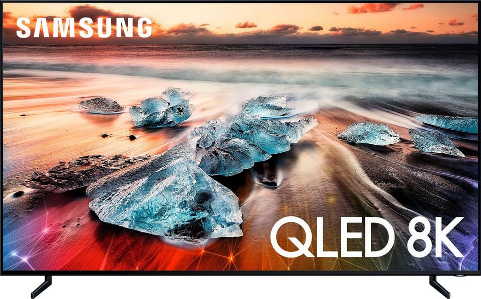 samsung premium gq82q950r qled fernseher 207 cm 82 zoll 8k smart tv online kaufen otto. Black Bedroom Furniture Sets. Home Design Ideas