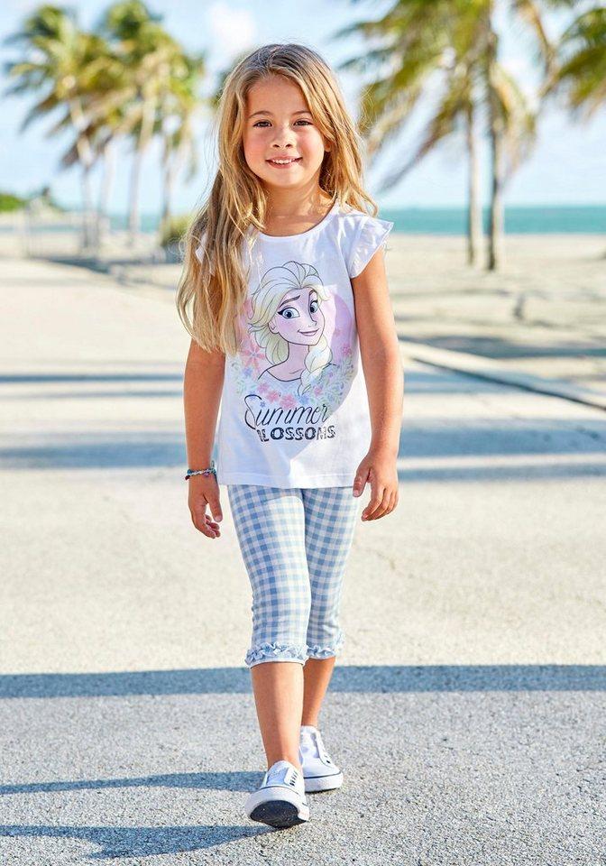 0a5e4d41d3 Disney Frozen Shirt & Leggings »ELSA« (Set, 2-tlg) mit Glitterprint ...