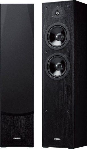 Yamaha NS-F51 Stereo Lautsprecher (80 W, Paar)