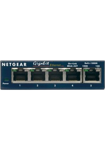 NETGEAR Fast Ethernet Unmanaged Switches »5 Po...