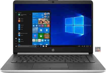 "HP 14-dk0006ng Notebook »35,6 cm (14"") AMD Ryzen 5, 256 GB, 8 GB«"