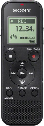 Sony Diktiergerät », Diktiergerät ICD-PX370«