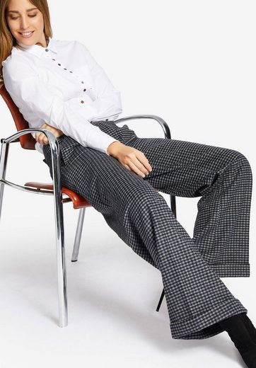 khujo Culotte »VERONICA« mit sehr weitem Bein