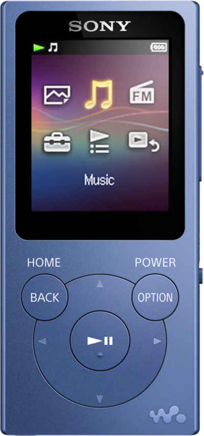 Sony MP3 Player Walkman NW E394 8GB