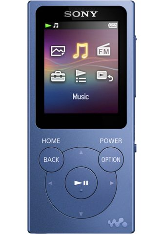MP3-Player »Walkman NW-E394 8GB&...