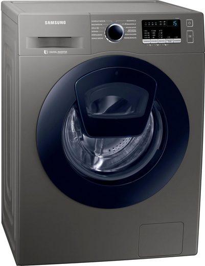 Samsung Waschmaschine WW4500T INOX WW7EK44205X, 7 kg, 1400 U/Min, AddWash