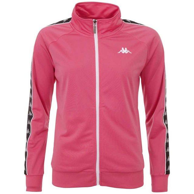 Kappa Trainingsjacke »AUTHENTIC ELLEN« in modischem Retro Design | Sportbekleidung > Sportjacken > Trainingsjacken | Kappa