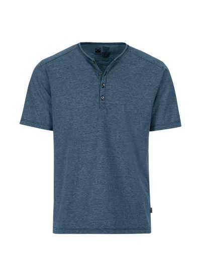 23614c8325 T-Shirt mit Knopfleiste für Herren kaufen » Henleyshirt | OTTO