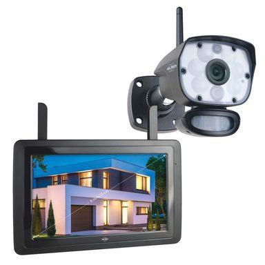 ELRO Smart Home Set: Color Night Vision Kamera und Bildschirm »CZ60RIPS«
