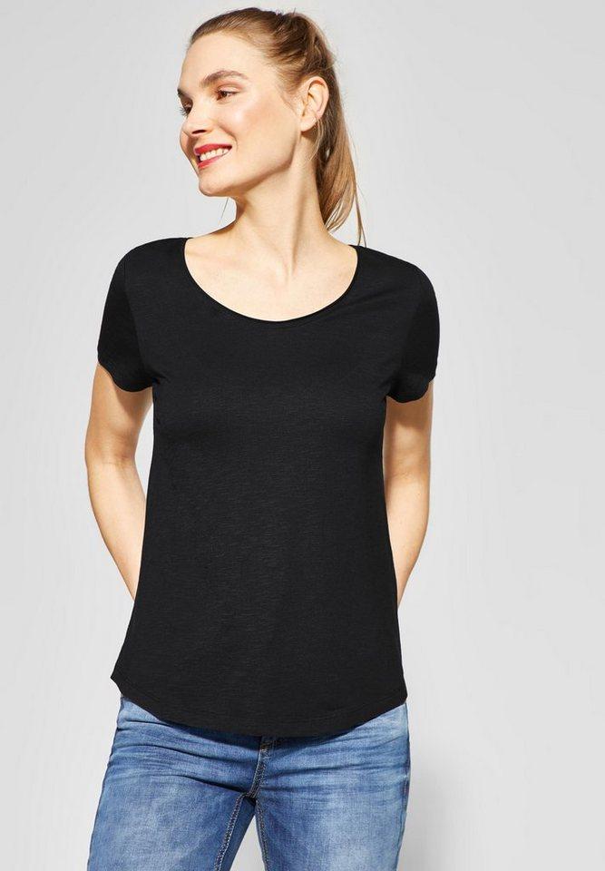 87a5b82941f6d4 STREET ONE T-Shirt Basic online kaufen