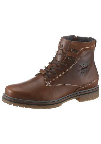 Ботинки со шнуровкой »Terenzio&l...