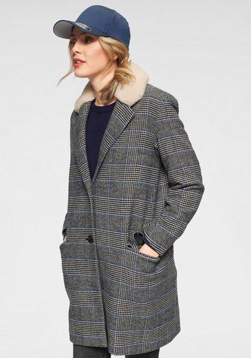Levi's® Kurzmantel »Amaya Coat« mit Teddyplüsch-Kragen