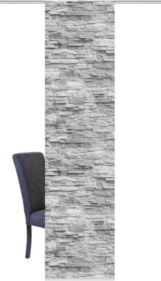 schiebegardine walli home wohnideen klettband 1 st ck online kaufen otto. Black Bedroom Furniture Sets. Home Design Ideas