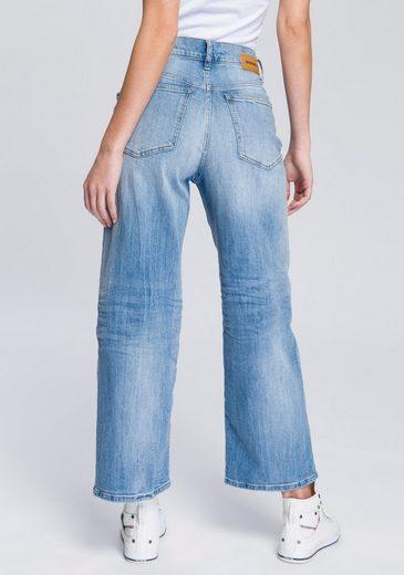 Diesel Mom-Jeans in authentischer Waschung