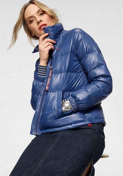 new concept 25e64 ee16b Daunenjacke in blau online kaufen | OTTO
