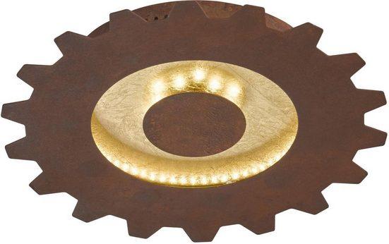 WOFI LED Deckenleuchte »LEIF«, 2-flammig