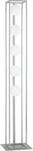 WOFI LED Stehlampe »AURELIA«, 5-flammig