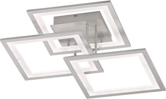 WOFI LED Deckenleuchte »MODESTO«, 3-flammig