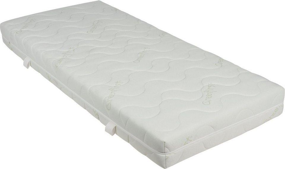 Komfortschaummatratze Komfort Greenfirst Ks Beco 20 Cm Hoch Raumgewicht 30 Naturlicher Allergieschutz Greenfirst Online Kaufen Otto