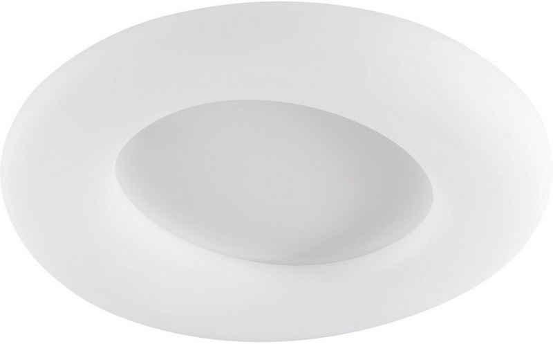WOFI LED Deckenleuchte »COUNTY«, LED Deckenlampe