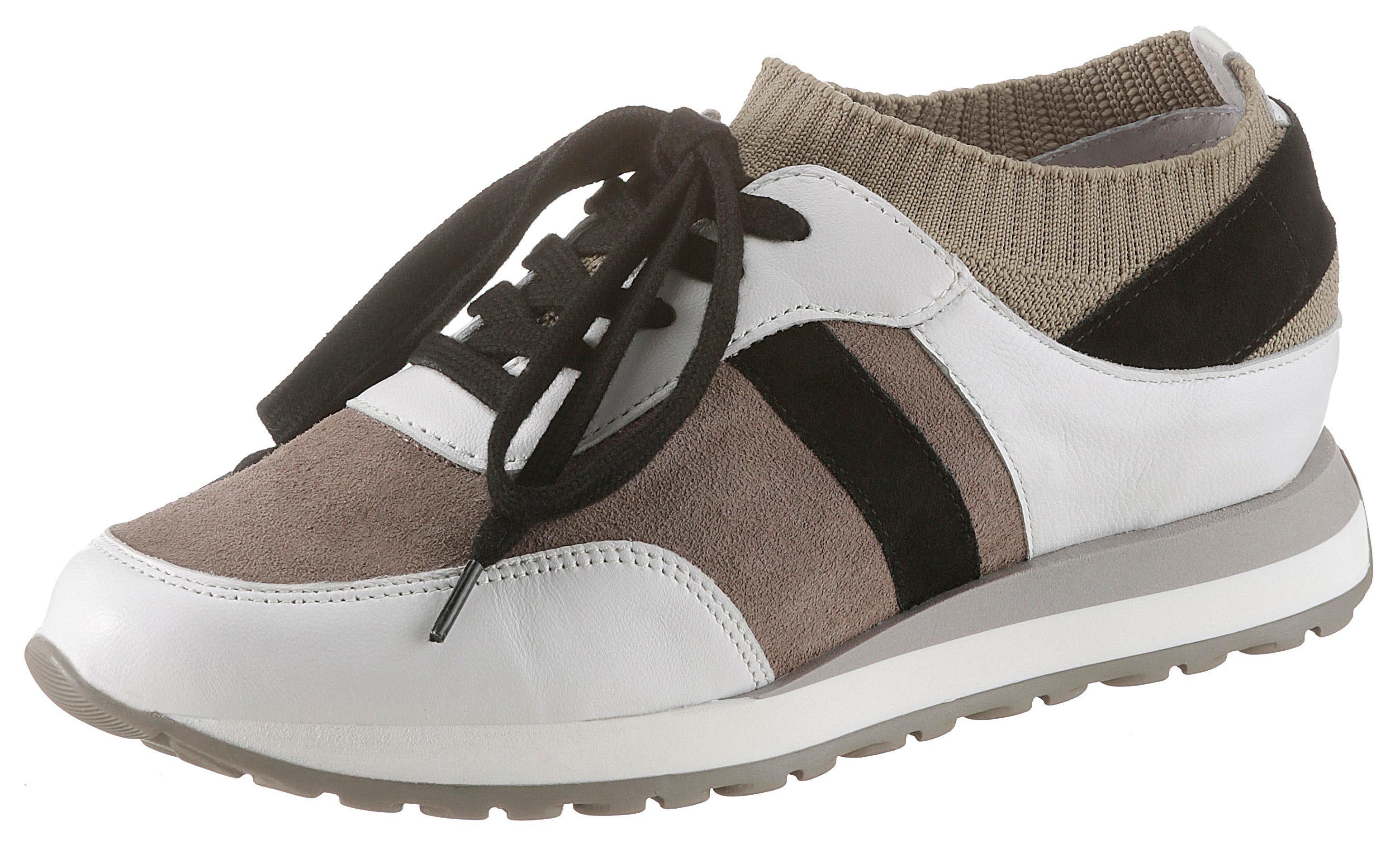 GUIDO MARIA KRETSCHMER Slip-On Sneaker mit aufgesetzter Schnürung