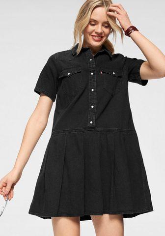 LEVI'S ® džinsinė suknelė »Mirai Western sukn...