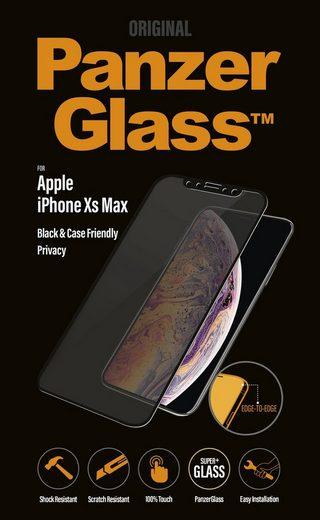 PanzerGlass Schutzglas »PanzerGlass Apple iPhone Xs Max«