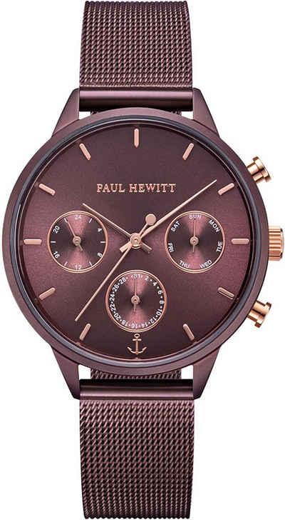 PAUL HEWITT Multifunktionsuhr »Everpulse, PH-E-DM-DN-53S«