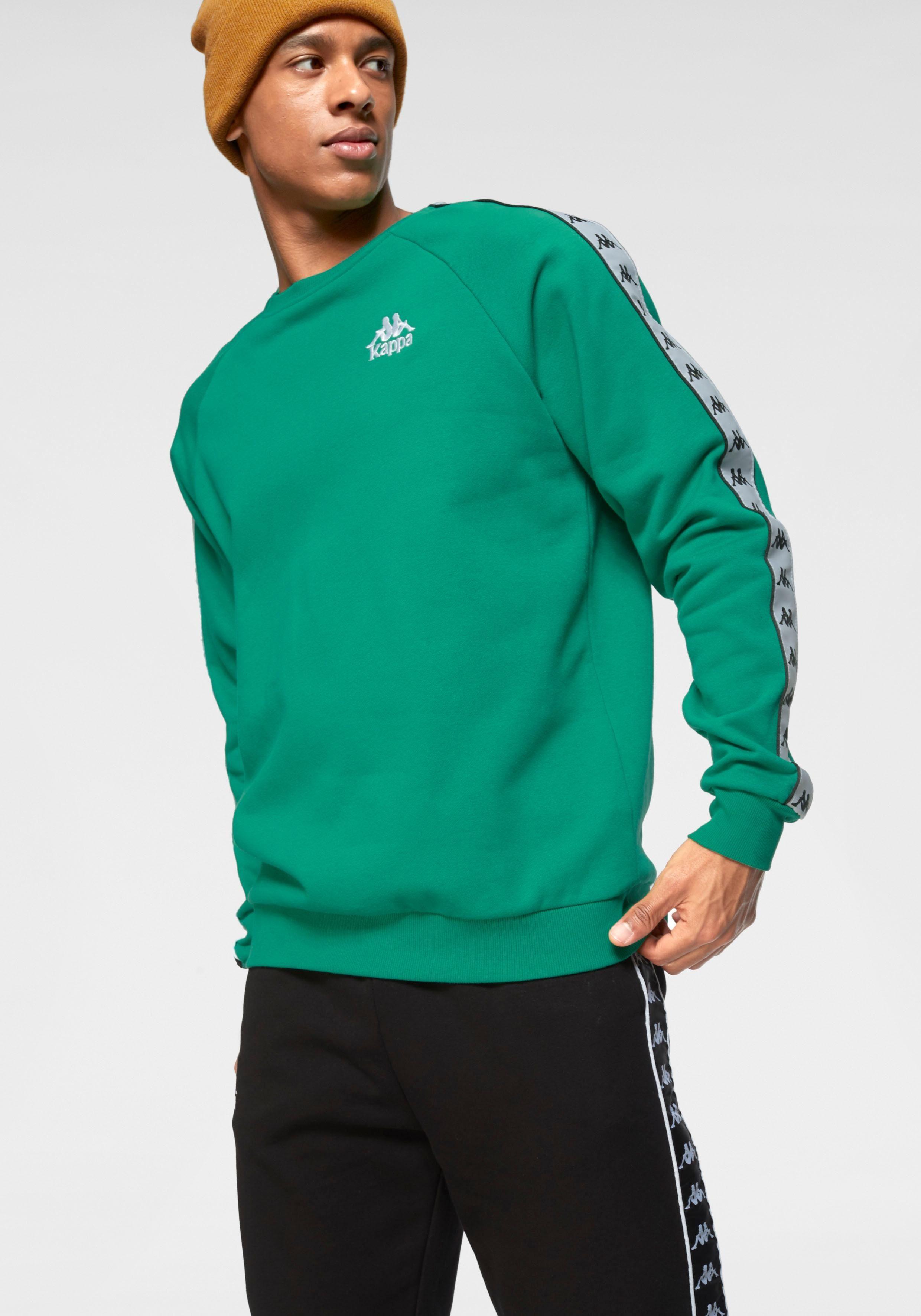 kappa sweatshirt green
