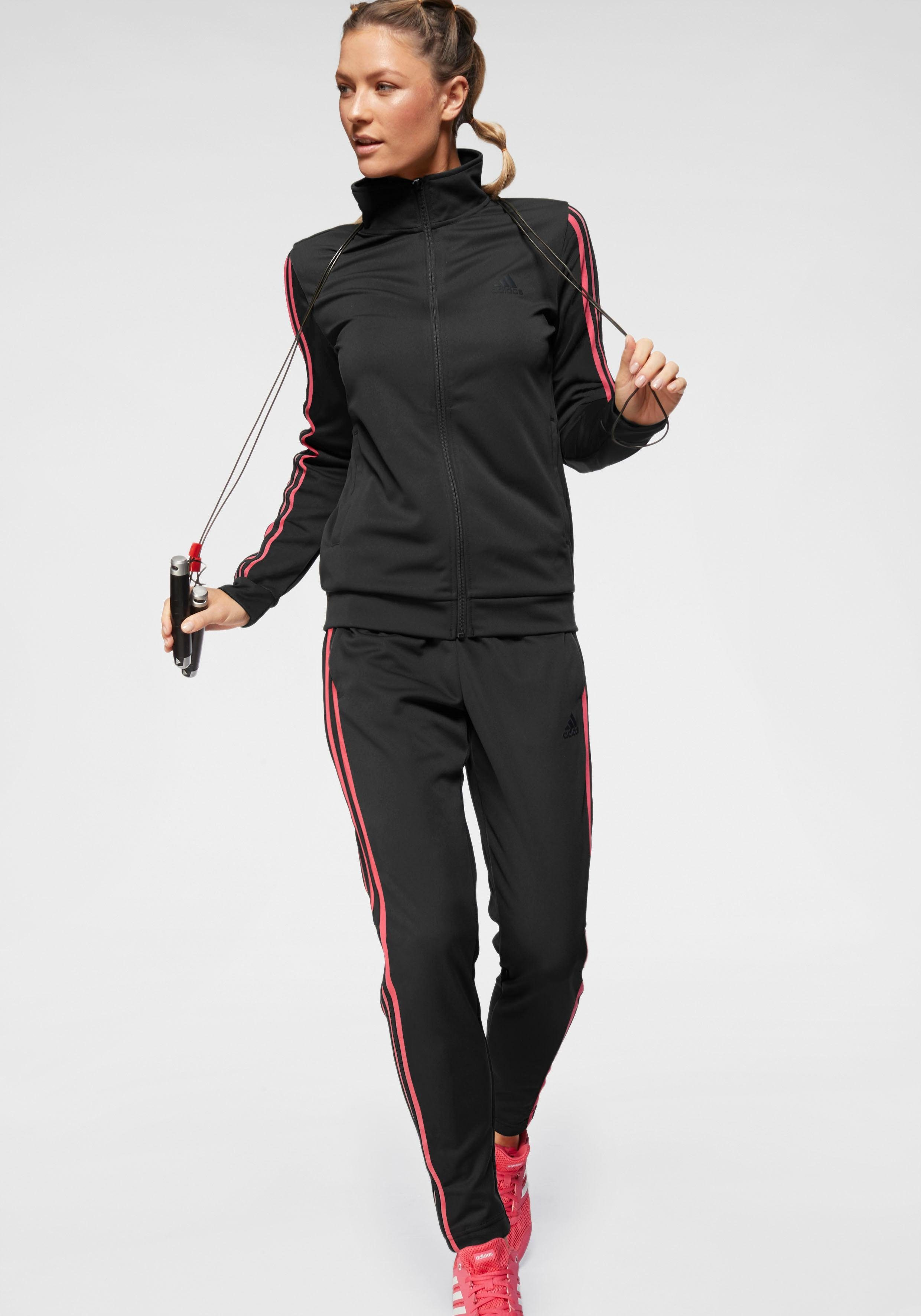 adidas Performance Trainingsanzug »TRACKSUIT TEAM SPORTS« (Set, 2 tlg) online kaufen | OTTO