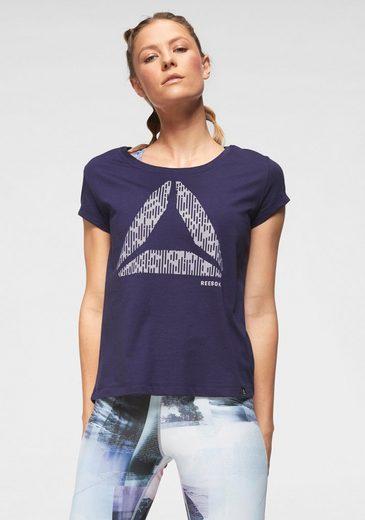 Reebok T-Shirt »GS Aerowarm Easy Tee«