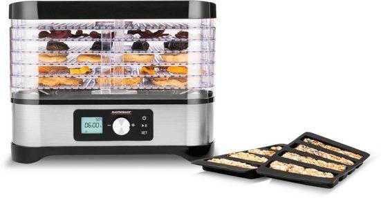 Gastroback Dörrautomat »46600 Design Natural Plus« 250 W, 6 Etagen