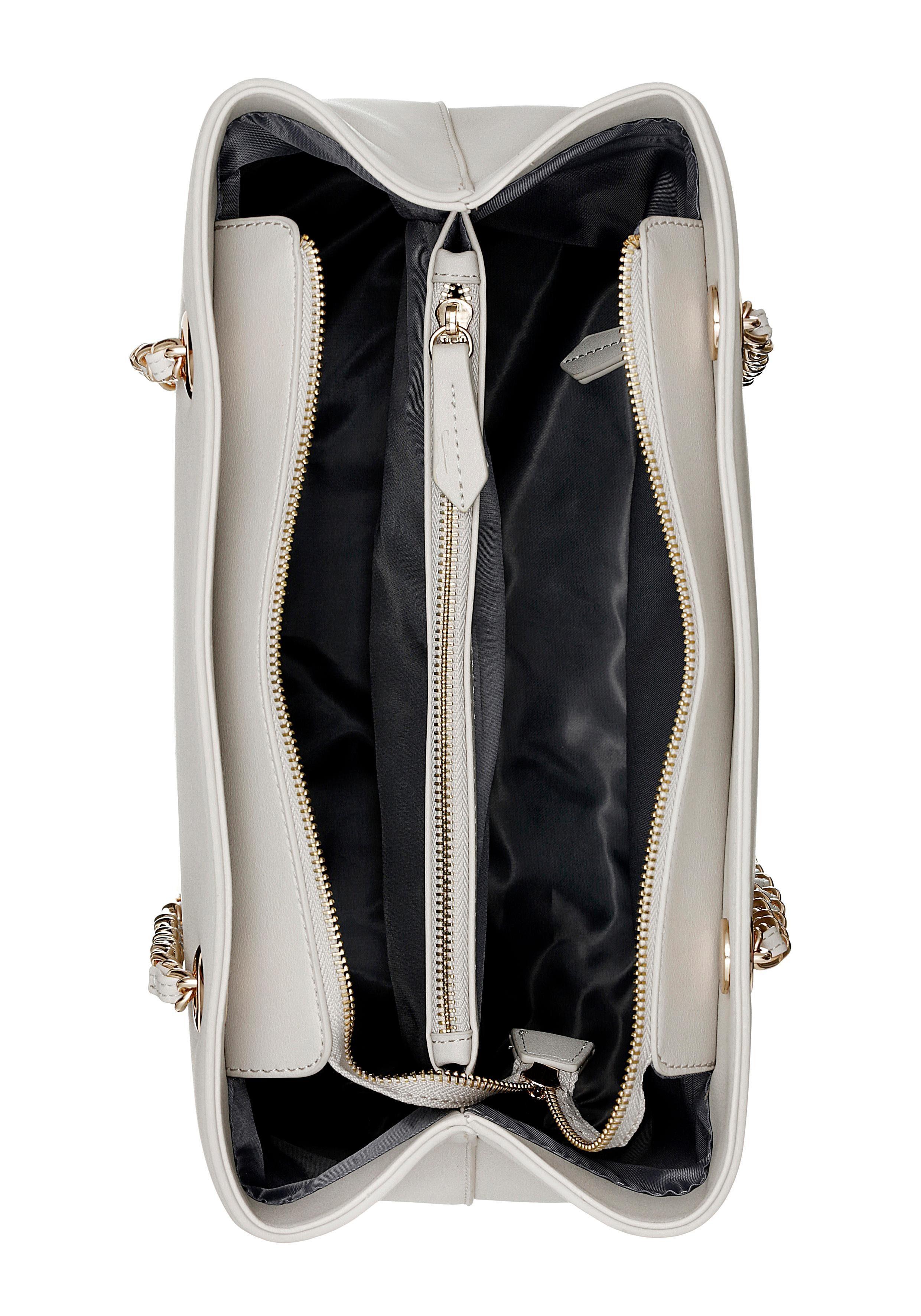Valentino Goldfarbenen Shopper »masha« Mit Handbags Details qOOWw8