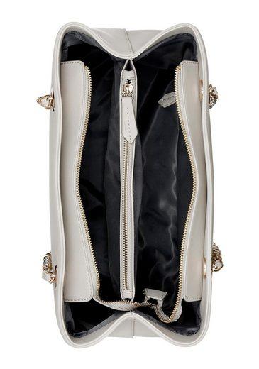 Valentino Handbags Goldfarbenen »masha« Shopper Details Mit nnFU1qBTp