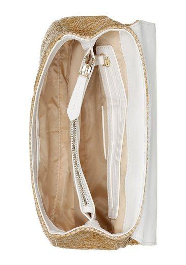Schicker Handbags Goldfarbenen Valentino Details »andrina« Mit Umhängetasche Und Umhämgekette H4FqBAax