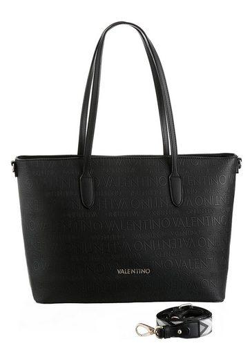 Schickem Handbags »dory« Shopper Valentino logo Marken Mit OB64wnaq