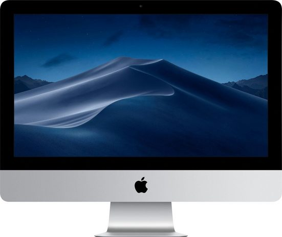 Apple iMac 54,61 cm (21,5) iMac (Intel® Core i3, Pro 555X, 8 GB RAM, 1000 GB HDD)