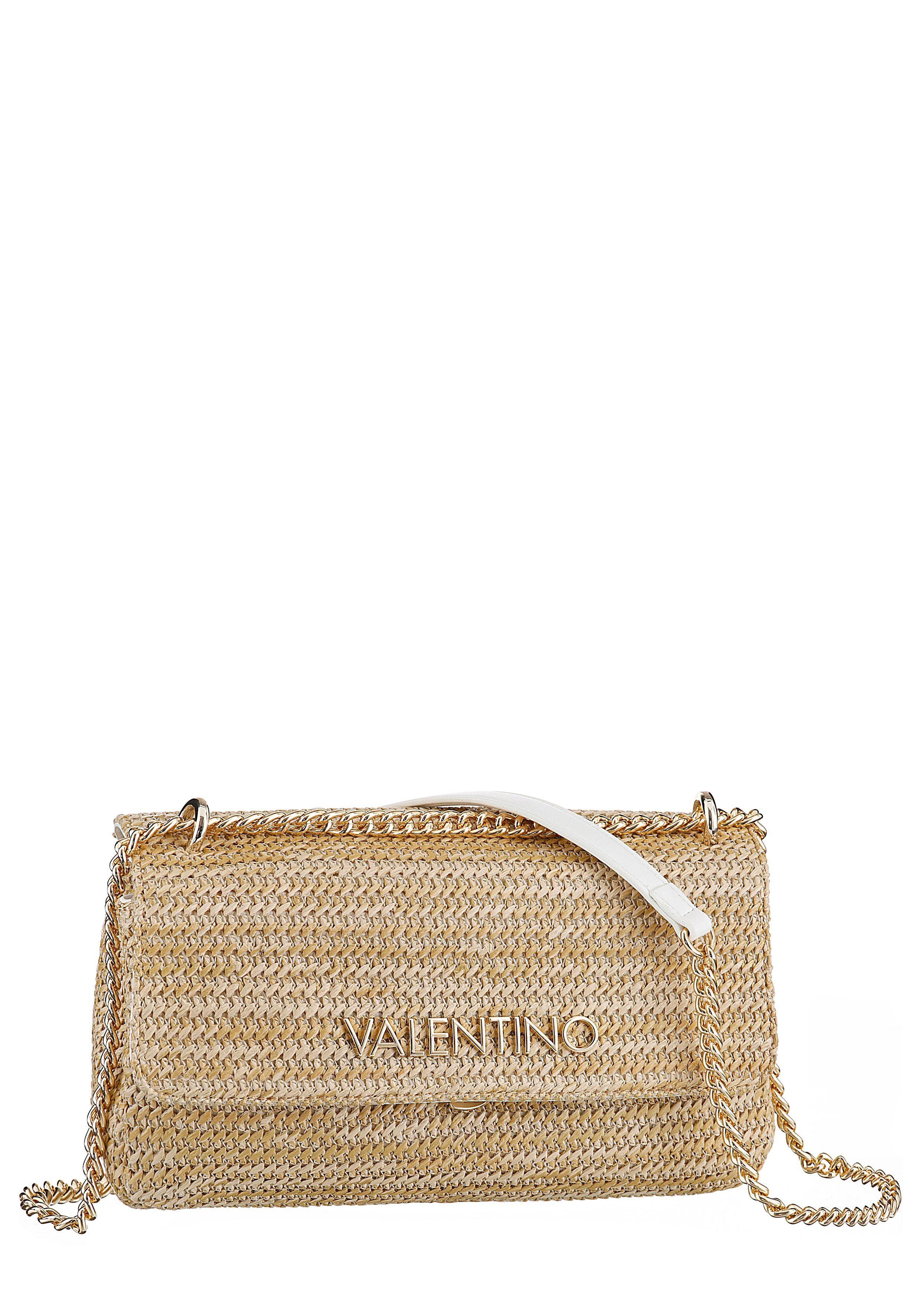Valentino handbags Umhängetasche »ANDRINA«, mit goldfarbenen Details und schicker Umhämgekette